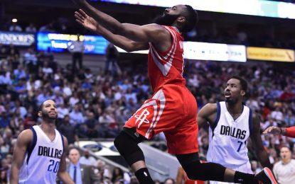 """Избрано от НБА: Хардън с 24 точки за победата срещу """"Мавс"""""""