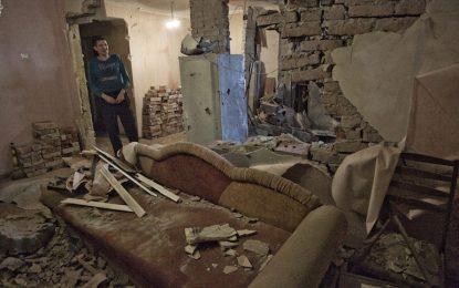 Битките в Източна Украйна зачестяват, въпреки примирието