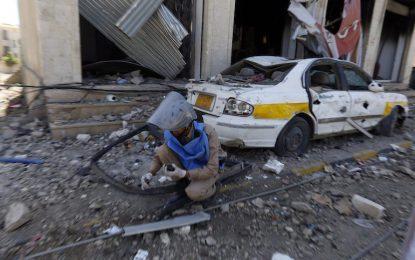Пак бомби над Йемен. Хутите искат преговори в ООН