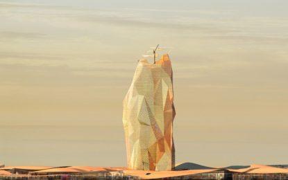 Архитекти проектираха нов Вавилон в Сахара