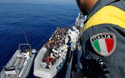 ЕС връща спасителните операции в Средиземно море