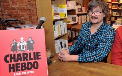 """Карикатурист от """"Шарли Ебдо"""" вече няма рисува Мохамед"""