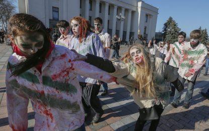 Порно сменя руските канали в Украйна