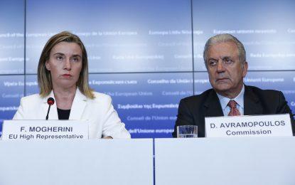 ЕС прие 10 мерки за борба с трафика на хора и нелегалната миграция