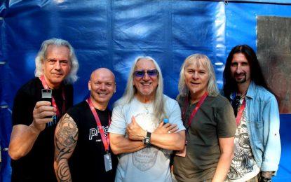 Uriah Heep ще взриви Тутракан през юли