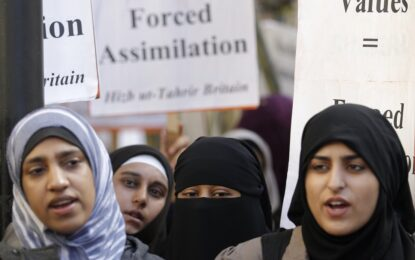"""Френско училище изгони мюсюлманка заради """"твърде дълга пола"""""""