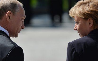 Берлин подкрепи властта в Турция, Москва – с половин уста