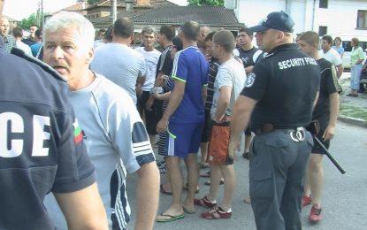 След боя с роми, в Гърмен излизат на протест
