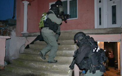 ДАНС задържа 150 имигранти при спецакция в София