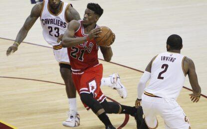 """НБА плейофи: """"Булс"""" изненадаха """"Кевс"""" в Кливланд"""