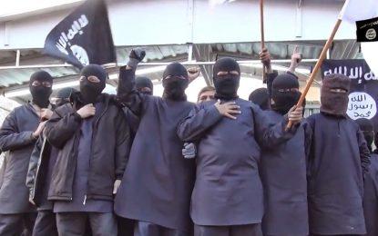 """""""Ислямска държава"""" коли и беси в Ирак"""