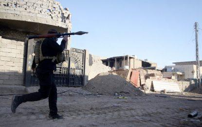 Иракската армия остави на ислямистите US техника в Рамади