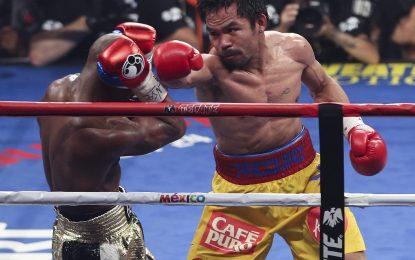 Фенове съдят боксьора Пакиао заради крита контузия