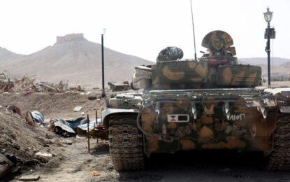 """""""Ислямска държава"""" вече контролира половин Сирия"""