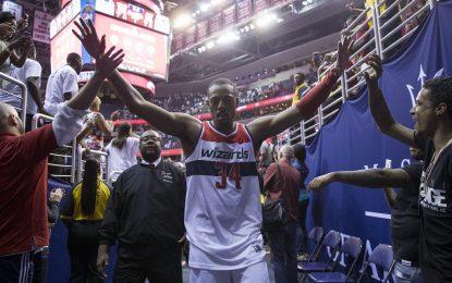 """НБА плейофи: Пол Пиърс шокира """"Хоукс"""" в последната секунда"""