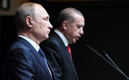 Турция готова да плати компенсации на Русия за сваления Су-24