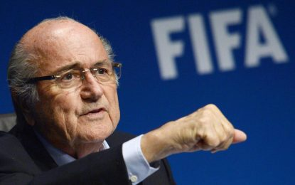 Над 10 души арестувани във FIFA заради корупция