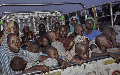 """""""Боко Харам"""" убивали пленничките си с камъни"""