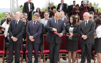 Масова кръстилка на Плиска – и ордени за Борисов и Царя