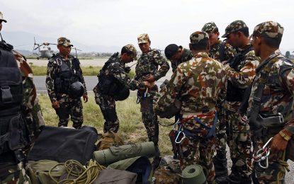Откриха останките на US хеликоптера, изчезнал в Непал