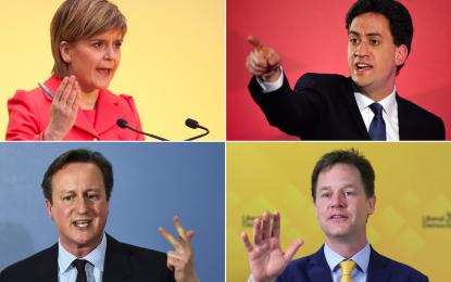 Прецаканите след вота във Великобритания