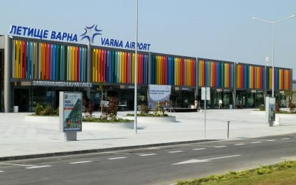 С 20% спад на полетите от Русия на летище Варна