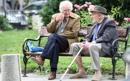 До 2060 г. всеки трети българин ще е над 65