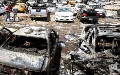 """""""Ислямска държава"""" превзе полицейската централа в Рамади"""