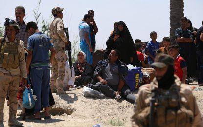 """Ирак праща шиитски милиции в Рамади срещу """"Ислямска държава"""""""