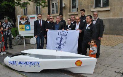 Български електромобил – на конкурс в Ротердам