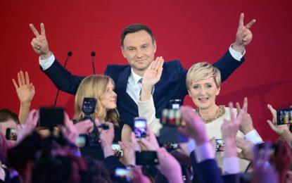 Полша си избра евроскептик за президент