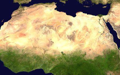Велика зелена стена ще пази Африка от Сахара