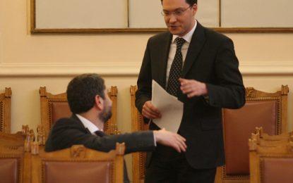 Парламентът няма да изслушва Митов за отказа на Русия