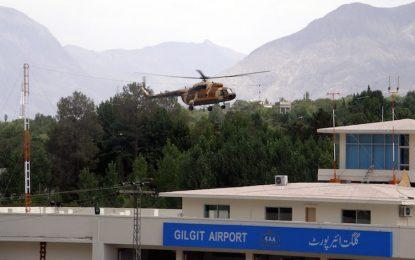 Двама посланици загинаха в катастрофа с хеликоптер в Пакистан