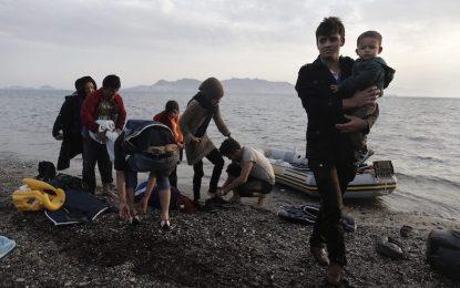 Близо 1200 мигранти нахлуха в Гърция за 2 дни