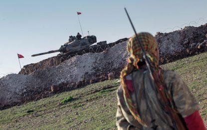 Reuters: Турция въоръжавала бунтовниците в Сирия
