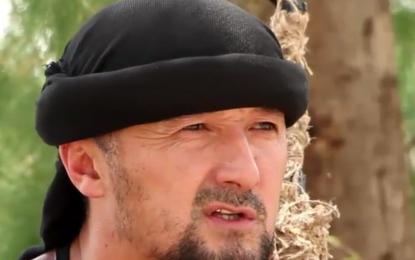 """Първият командос на Таджикистан пристана на """"Ислямска държава"""""""