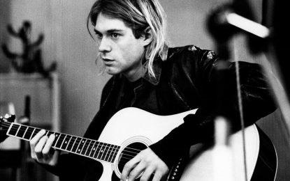 Албум с неиздавани записи на Кърт Кобейн ще излезе на пазара през лятото