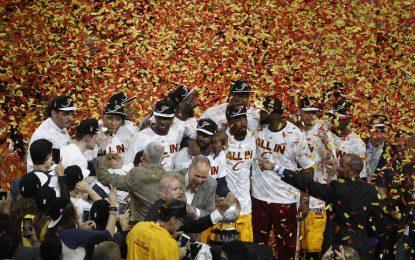 "НБА плейофи: Пети финали за ЛеБрон, втора титла на Изток за ""Кевс"""