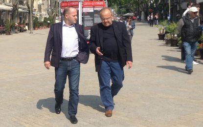 Радан Кънев отново натърти за реформите