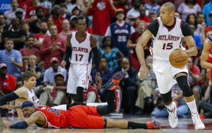 НБА плейофи: Ал Хорфърд донесе инфарктен успех на Атланта