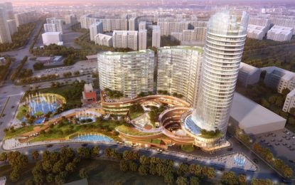 Турци строят комплекс за 120 милиона в София
