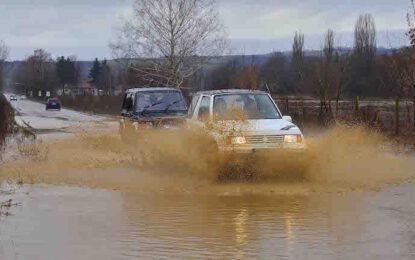 Наводнения и свлачища в Северозападна България