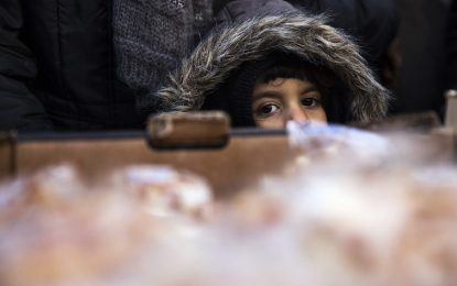 Спасителят на гладните във Франция тръгва за още храна