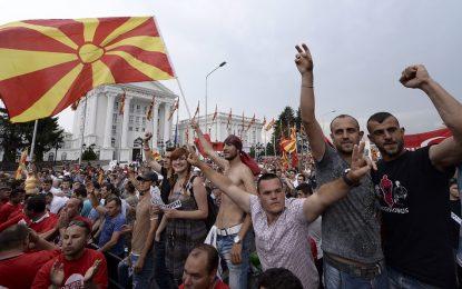Преговорите за кризата в Македония продължават без резултат