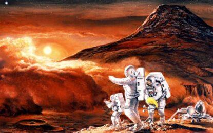 Пътуването до Марс може да увреди мозъците на астронавтите