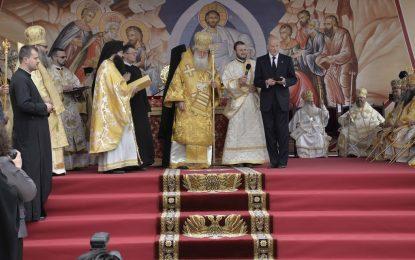 Царя на българите – вън от литургиите