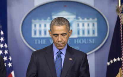 Скокът на Путин в Сирия остави Обама с вързани ръце
