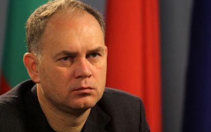Кадиев прави партия, ако вотът покаже