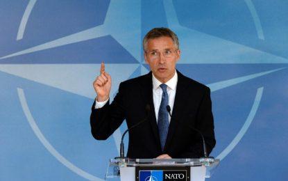 """НАТО подкрепи Турция срещу """"Ислямска държава"""", но напомни за кюрдите"""